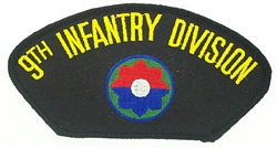 9th Infantry Division Patches